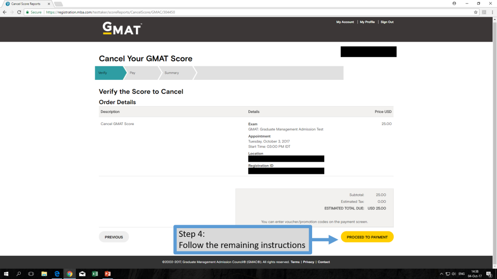 how to get scholarship for mba through gmat