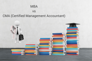 MBA vs. CMA (Certified Management Accountant)