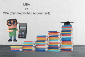 MBA vs. CPA (Certified Public Accountant)