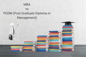 MBA vs. PGDM