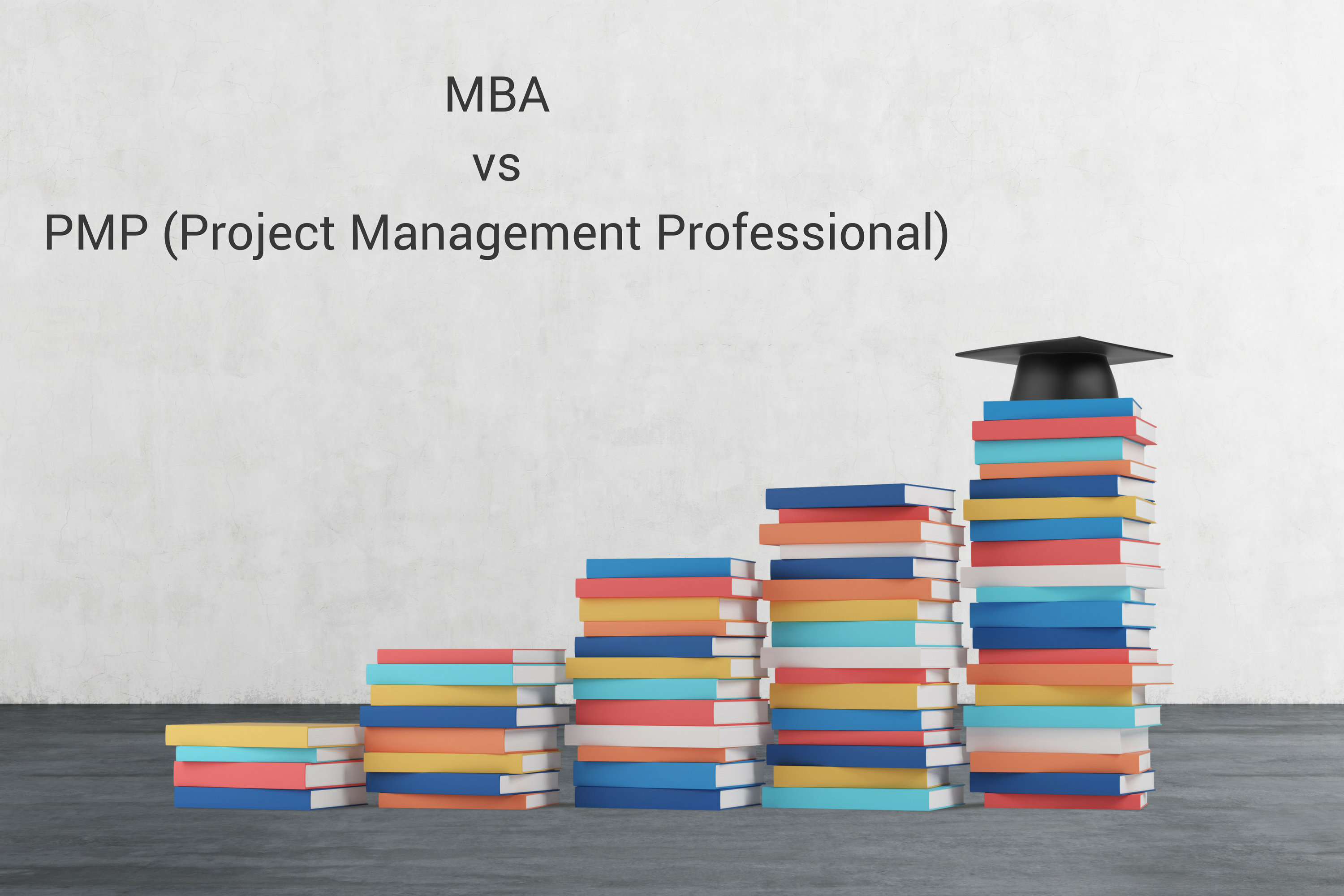 Mba Vs Pmp Project Management Professional Exampal Gmat Blog