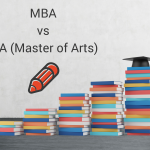 MBA vs. MA (Master of Arts)