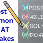 Most Common GMAT Mistakes